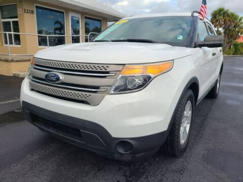 2013 Ford Explorer for sale at BC Motors of Stuart in West Palm Beach FL