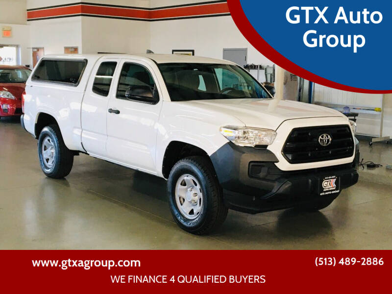 2016 Toyota Tacoma for sale at GTX Auto Group in West Chester OH