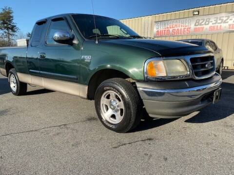2002 Ford F-150 for sale at Stikeleather Auto Sales in Taylorsville NC