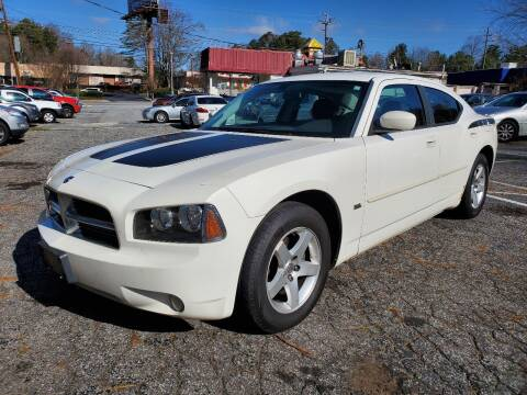 2010 Dodge Charger for sale at Car Online in Roswell GA