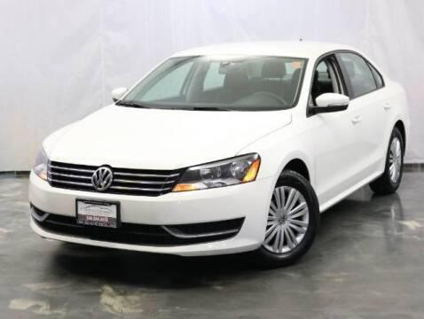 2015 Volkswagen Passat for sale at United Auto Exchange in Addison IL