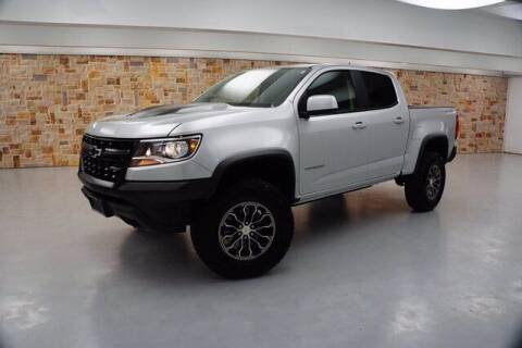 2019 Chevrolet Colorado for sale at Jerry's Buick GMC in Weatherford TX
