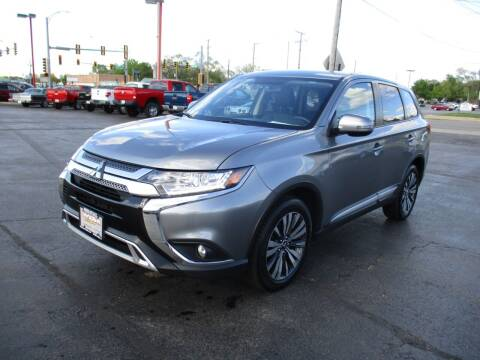 2019 Mitsubishi Outlander for sale at Windsor Auto Sales in Loves Park IL