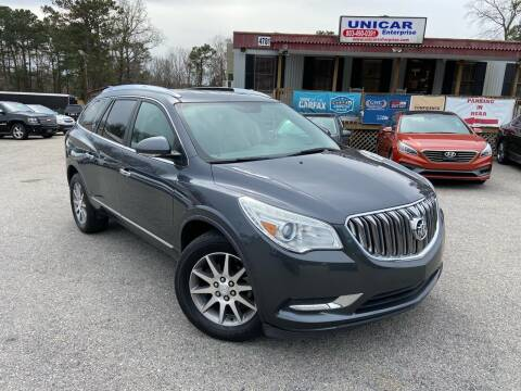 2014 Buick Enclave for sale at Unicar Enterprise in Lexington SC