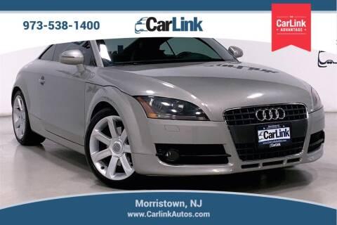 2008 Audi TT for sale at CarLink in Morristown NJ
