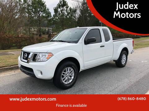 2015 Nissan Frontier for sale at Judex Motors in Loganville GA