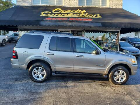 2008 Ford Explorer for sale at Credit Connection Auto Sales Inc. YORK in York PA