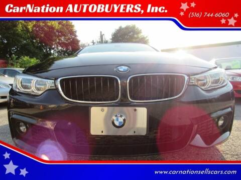 2015 BMW 4 Series for sale at CarNation AUTOBUYERS Inc. in Rockville Centre NY