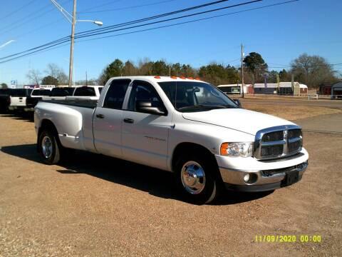 2004 Dodge Ram Pickup 3500 for sale at Tom Boyd Motors in Texarkana TX