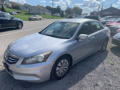 2011 Honda Accord for sale at Trocci's Auto Sales in West Pittsburg PA