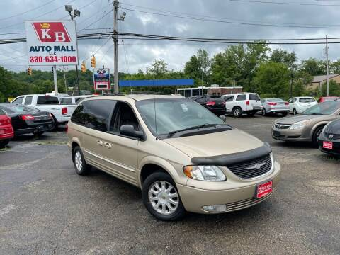 2001 Chrysler Town and Country for sale at KB Auto Mall LLC in Akron OH
