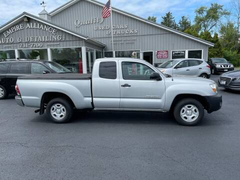 2009 Toyota Tacoma for sale at Empire Alliance Inc. in West Coxsackie NY