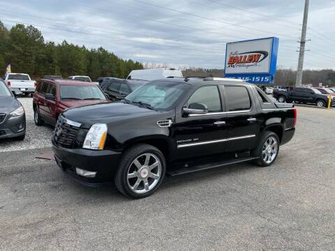 2011 Cadillac Escalade EXT for sale at Billy Ballew Motorsports in Dawsonville GA