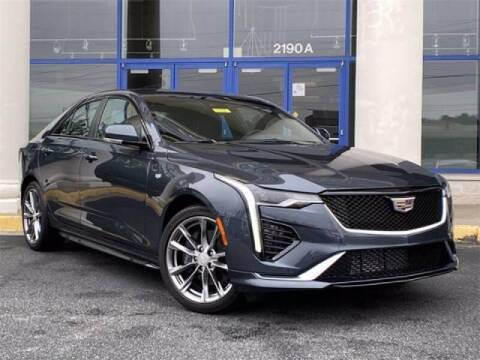 2020 Cadillac CT4 for sale at Southern Auto Solutions - Georgia Car Finder - Southern Auto Solutions - Capital Cadillac in Marietta GA