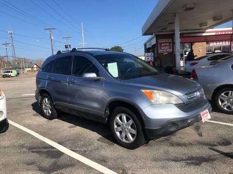 2009 Honda CR-V for sale at Spartan Auto Sales in Beaumont TX