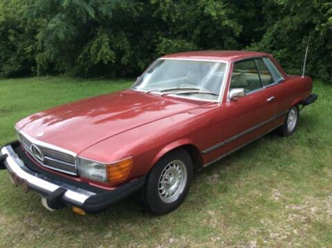 1975 MERCEDS BENZ for sale at Allen Motor Co in Dallas TX
