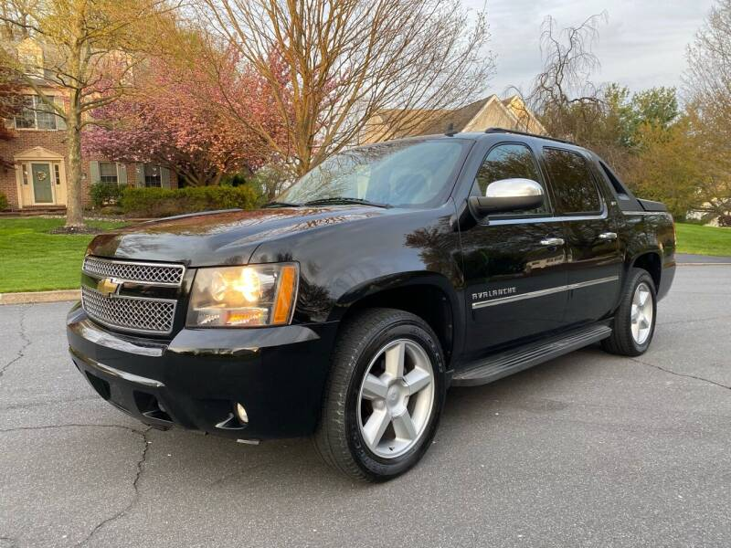 2010 Chevrolet Avalanche for sale at PA Auto World in Levittown PA