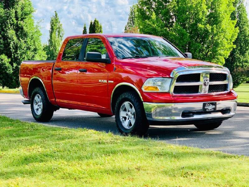 2010 Dodge Ram Pickup 1500 for sale at Boise Auto Group in Boise ID