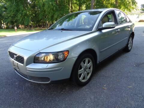 2007 Volvo S40 for sale at Liberty Motors in Chesapeake VA
