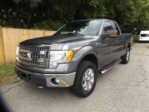 2013 Ford F-150 for sale at Wayland Automotive in Wayland MA