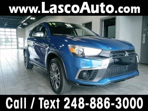 2019 Mitsubishi Outlander Sport for sale at Lasco of Waterford in Waterford MI