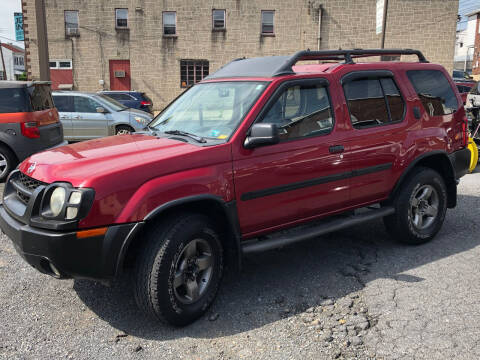 2003 Nissan Xterra for sale at Centre City Imports Inc in Reading PA