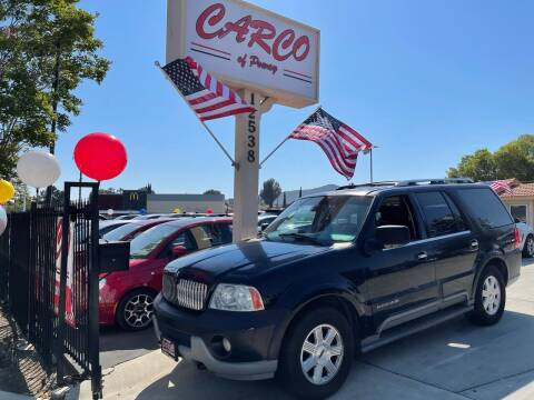2003 Lincoln Navigator for sale at CARCO SALES & FINANCE #3 in Chula Vista CA