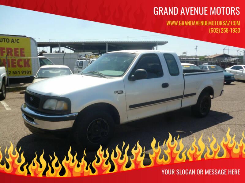 1997 Ford F-150 for sale at Grand Avenue Motors in Phoenix AZ