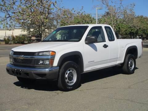 2005 Chevrolet Colorado for sale at General Auto Sales Corp in Sacramento CA