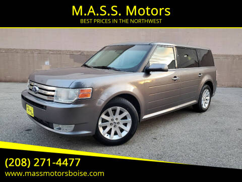 2010 Ford Flex for sale at M.A.S.S. Motors in Boise ID