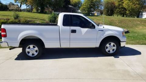 2004 Ford F-150 for sale at HIGHWAY 12 MOTORSPORTS in Nashville TN