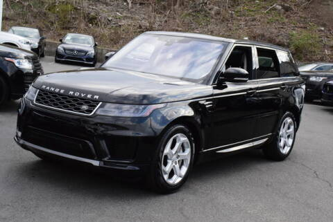 2020 Land Rover Range Rover Sport for sale at Automall Collection in Peabody MA