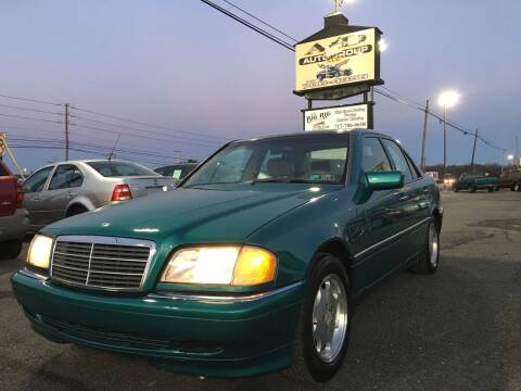 1998 Mercedes-Benz C-Class for sale at A & D Auto Group LLC in Carlisle PA