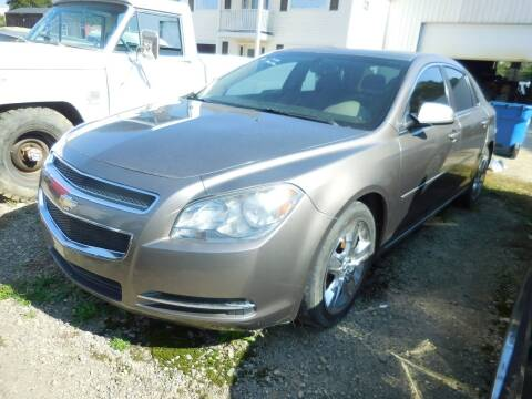 2010 Chevrolet Malibu for sale at Classic Cars of South Carolina in Gray Court SC