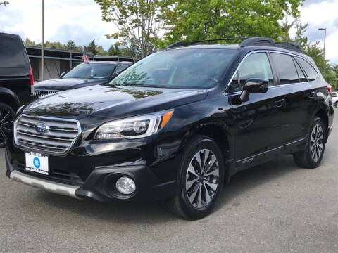 2017 Subaru Outback for sale at GO AUTO BROKERS in Bellevue WA