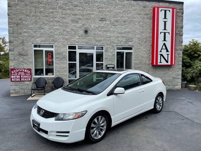 2010 Honda Civic for sale at Titan Auto Sales LLC in Albany NY
