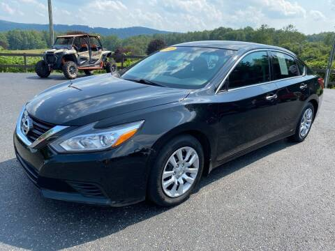 2018 Nissan Altima for sale at Pine Grove Auto Sales LLC in Russell PA