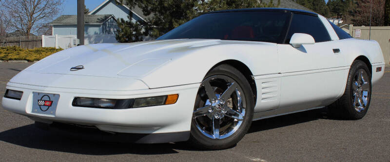 1994 Chevrolet Corvette for sale at J.K. Thomas Motor Cars in Spokane Valley WA