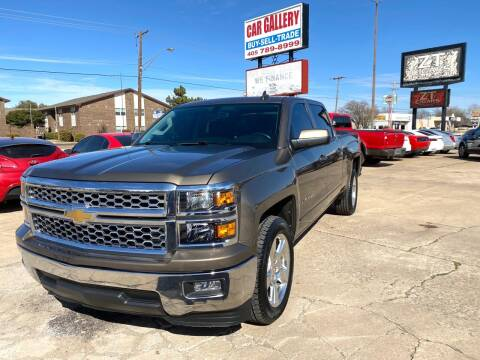 2015 Chevrolet Silverado 1500 for sale at Car Gallery in Oklahoma City OK