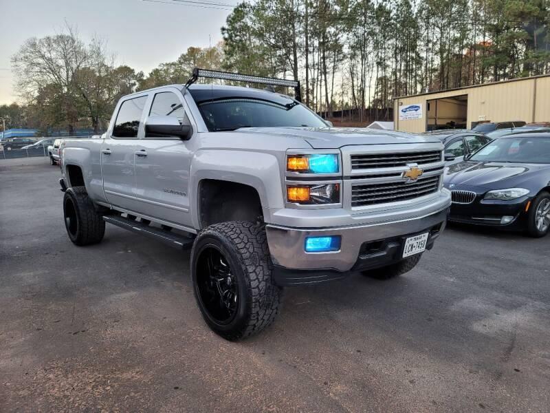 2015 Chevrolet Silverado 1500 for sale at GA Auto IMPORTS  LLC in Buford GA