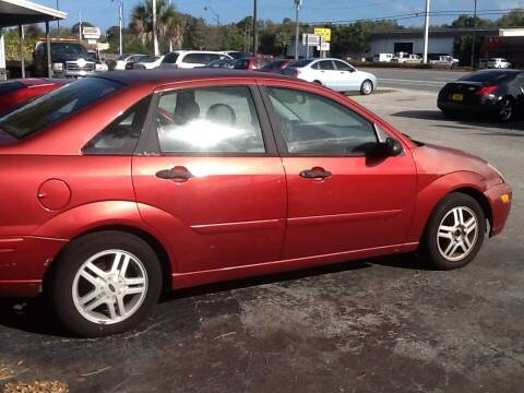 2000 Ford Focus for sale at Easy Credit Auto Sales in Cocoa FL