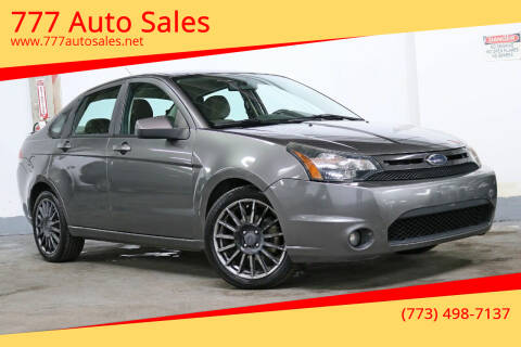 2010 Ford Focus for sale at 777 Auto Sales in Bedford Park IL
