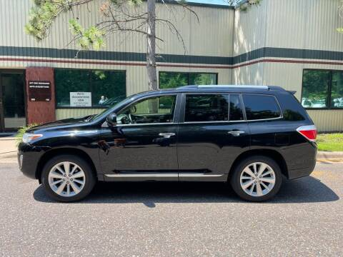 2013 Toyota Highlander Hybrid for sale at AUTO ACQUISITIONS USA in Eden Prairie MN