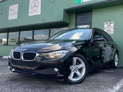 2015 BMW 3 Series for sale at KARZILLA MOTORS in Oakland Park FL