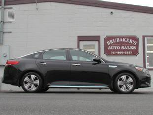 2017 Kia Optima Plug-In Hybrid for sale at Brubakers Auto Sales in Myerstown PA