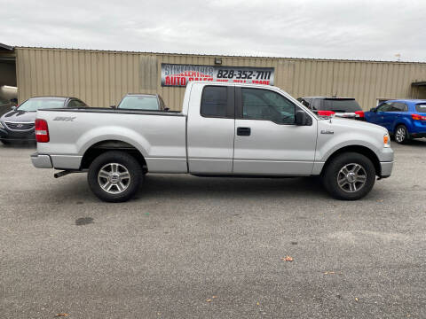 2008 Ford F-150 for sale at Stikeleather Auto Sales in Taylorsville NC