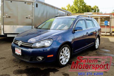 2011 Volkswagen Jetta for sale at Salem Motorsports in Salem OR