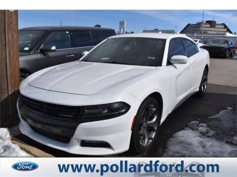 2015 Dodge Charger for sale at South Plains Autoplex by RANDY BUCHANAN in Lubbock TX