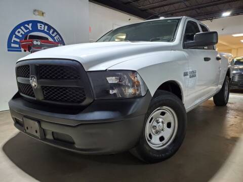 2013 RAM Ram Pickup 1500 for sale at Italy Blue Auto Sales llc in Miami FL