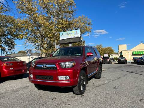 2012 Toyota 4Runner for sale at All Star Auto Sales and Service LLC in Allentown PA